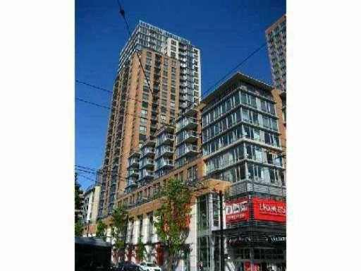 Main Photo: 1505 788 RICHARDS STREET in : Downtown VW Condo for sale : MLS®# V868377