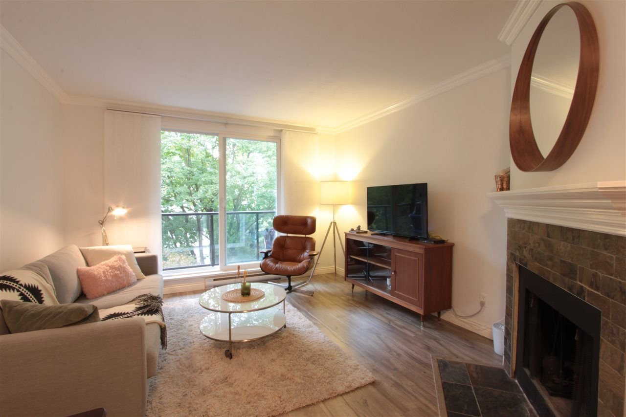 """Main Photo: 307 1550 BARCLAY Street in Vancouver: West End VW Condo for sale in """"THE BARCLAY"""" (Vancouver West)  : MLS®# R2208993"""