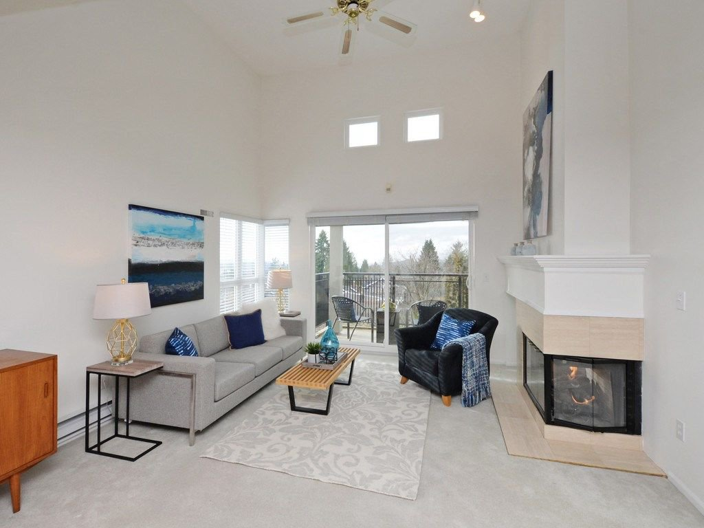"""Photo 10: Photos: 402 106 W KINGS Road in North Vancouver: Upper Lonsdale Condo for sale in """"KINGS COURT"""" : MLS®# R2233563"""