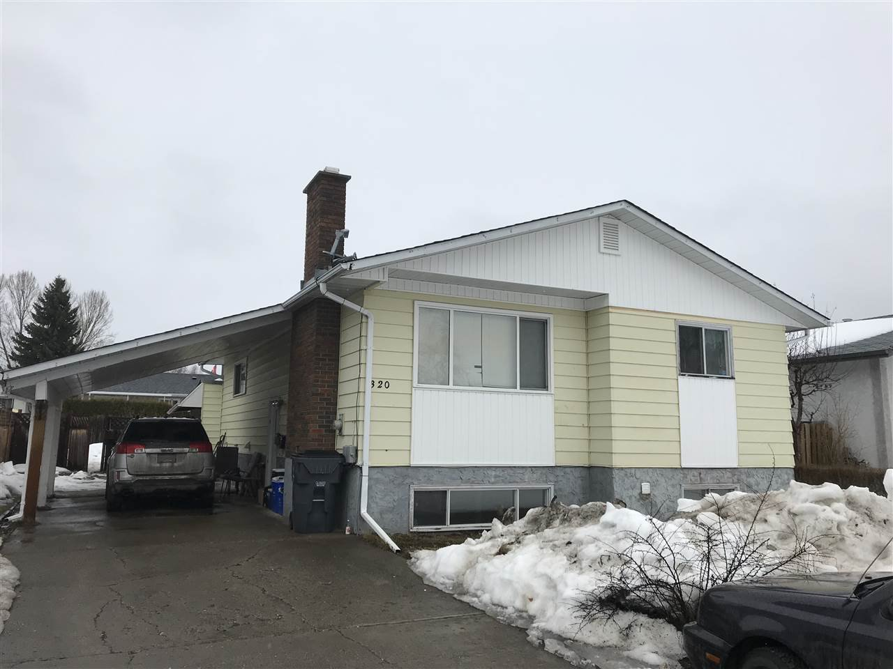 Main Photo: 320 MULLETT Crescent in Prince George: Heritage House for sale (PG City West (Zone 71))  : MLS®# R2250889