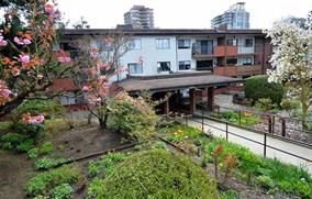 Main Photo: 117 620 EIGHTH Avenue in New Westminster: Uptown NW Condo for sale : MLS®# R2255121