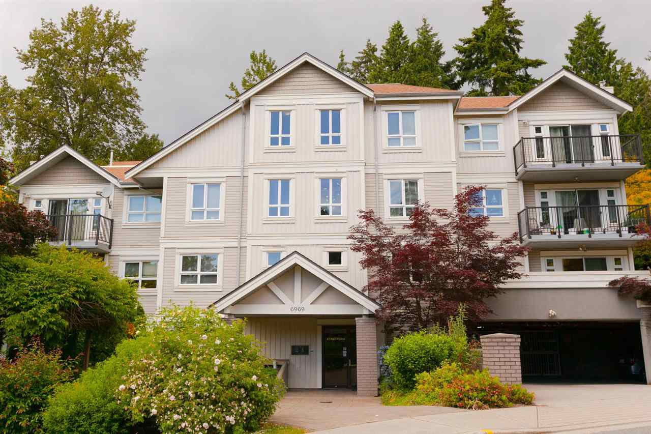 "Main Photo: PH1 6969 21ST Avenue in Burnaby: Highgate Condo for sale in ""THE STRATFORD"" (Burnaby South)  : MLS®# R2276559"