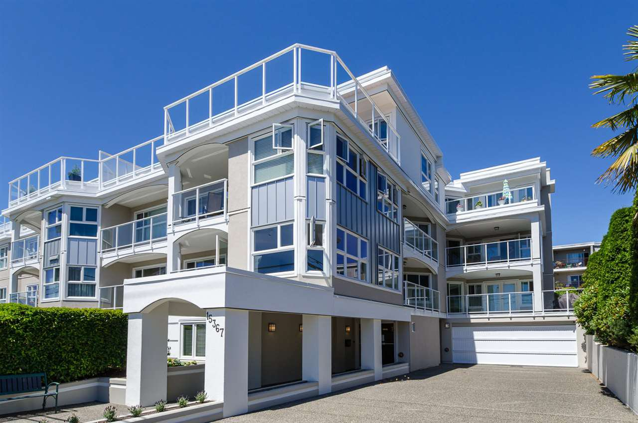 "Main Photo: 201 15367 BUENA VISTA Avenue: White Rock Condo for sale in ""THE PALMS"" (South Surrey White Rock)  : MLS®# R2305501"
