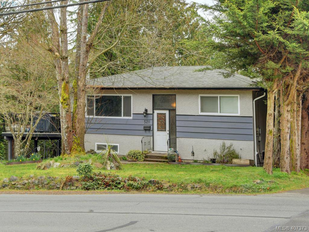 Main Photo: 521 Atkins Avenue in VICTORIA: La Atkins Single Family Detached for sale (Langford)  : MLS®# 407373