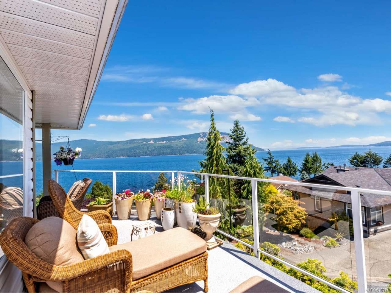 Main Photo: 3717 Marine Vista in COBBLE HILL: ML Cobble Hill House for sale (Malahat & Area)  : MLS®# 818374
