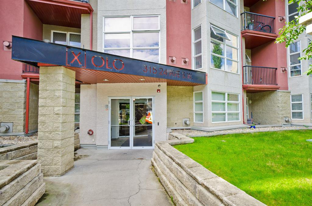 Main Photo: 452 315 24 Avenue SW in Calgary: Mission Apartment for sale : MLS®# A1012661