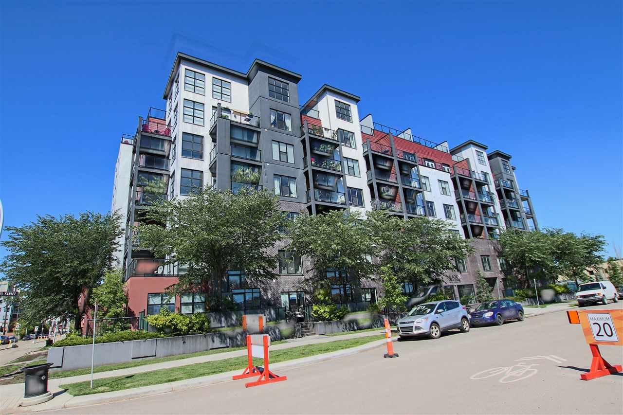 Main Photo: 205 10518 113 Street in Edmonton: Zone 08 Condo for sale : MLS®# E4206351