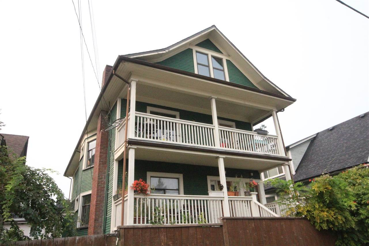 Main Photo: 2841 FRASER Street in Vancouver: Mount Pleasant VE House Duplex for sale (Vancouver East)  : MLS®# R2499045