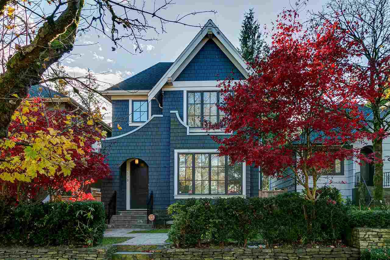 Main Photo: 4538 W 15TH Avenue in Vancouver: Point Grey House for sale (Vancouver West)  : MLS®# R2515917