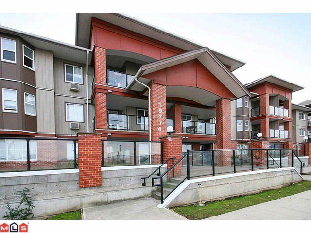 "Main Photo: 305 19774 56TH Avenue in Langley: Langley City Condo for sale in ""MADISON"" : MLS®# F1118288"
