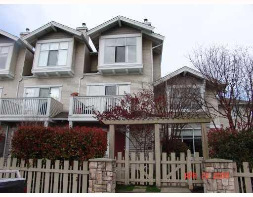 Main Photo: 4 6588 Barnard Drive in Richmond: Terra Nova Condo for sale : MLS®# V763388