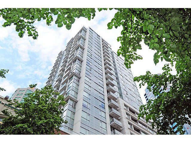 "Main Photo: 707 821 CAMBIE Street in Vancouver: Downtown VW Condo for sale in ""Raffles"" (Vancouver West)  : MLS®# V1044457"