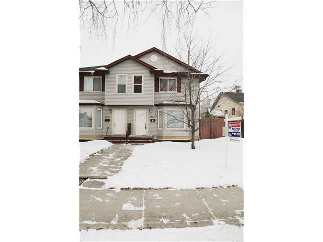 Main Photo: 6217 18A Street SE in CALGARY: Ogden_Lynnwd_Millcan Residential Attached for sale (Calgary)  : MLS®# C3606161