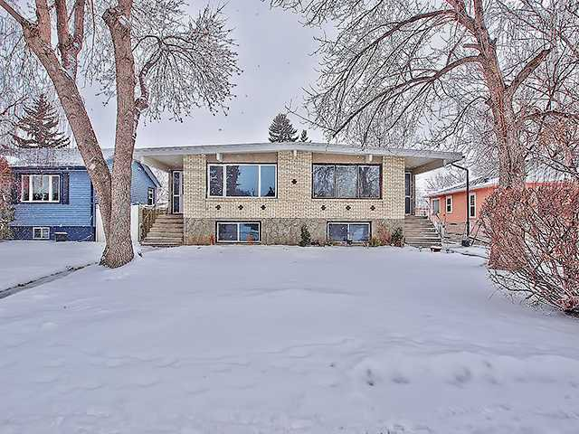 Main Photo: 3617 3619 1 Street NW in CALGARY: Highland Park Duplex Side By Side for sale (Calgary)  : MLS®# C3606677