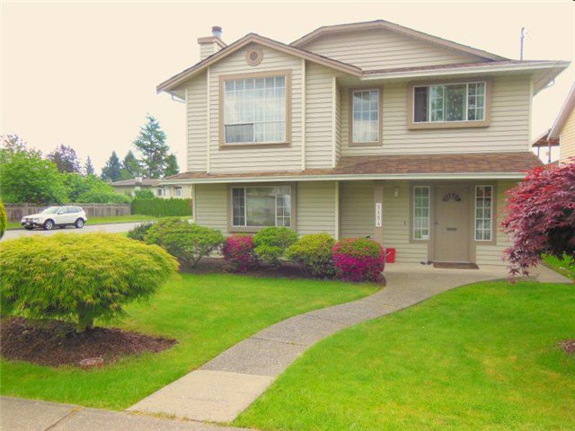 Main Photo: 1154 PRAIRIE Avenue in Port Coquitlam: Birchland Manor House for sale : MLS®# V1065532
