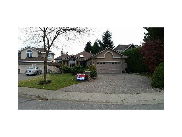 Main Photo: 14858 24A Avenue in Surrey: Sunnyside Park Surrey House for sale (South Surrey White Rock)  : MLS®# F1427208