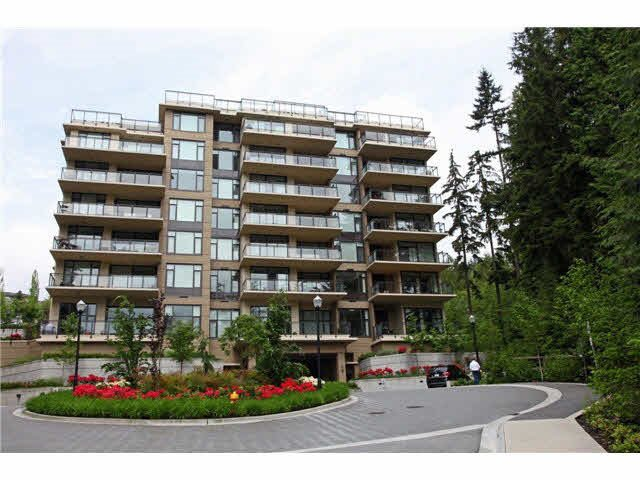 "Main Photo: 806 1415 PARKWAY Boulevard in Coquitlam: Westwood Plateau Condo for sale in ""Casade"" : MLS®# R2010040"