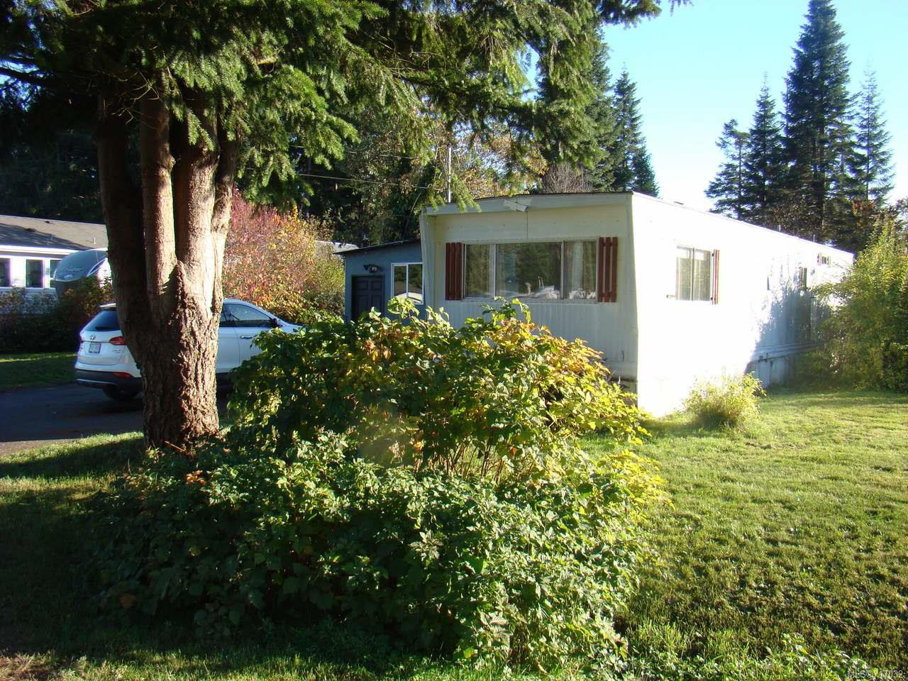 Main Photo: 59 Henry Rd in CAMPBELL RIVER: CR Campbell River South Manufactured Home for sale (Campbell River)  : MLS®# 717032