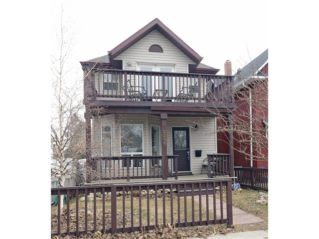 Main Photo: 2308 15A Street SE in Calgary: Inglewood House for sale : MLS®# C4045934