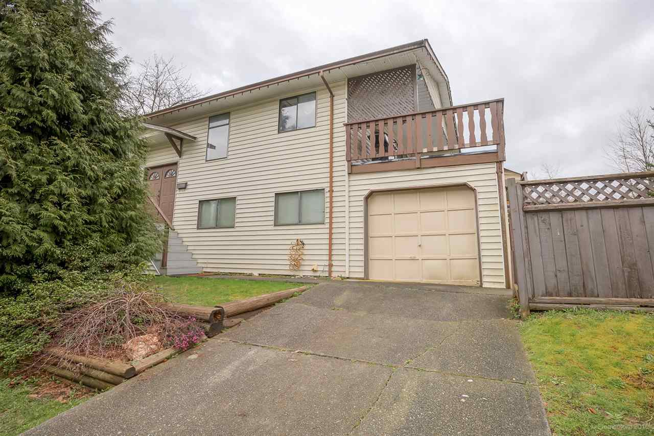 Main Photo: 2244 WELCHER Avenue in Port Coquitlam: Central Pt Coquitlam House for sale : MLS®# R2041134