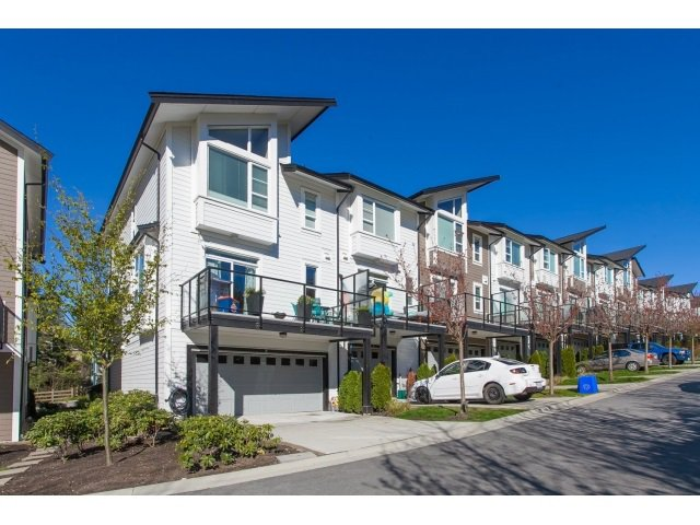 "Photo 1: Photos: 8 1299 COAST MERIDIAN Road in Coquitlam: Burke Mountain Townhouse for sale in ""The Breeze"" : MLS®# R2050868"