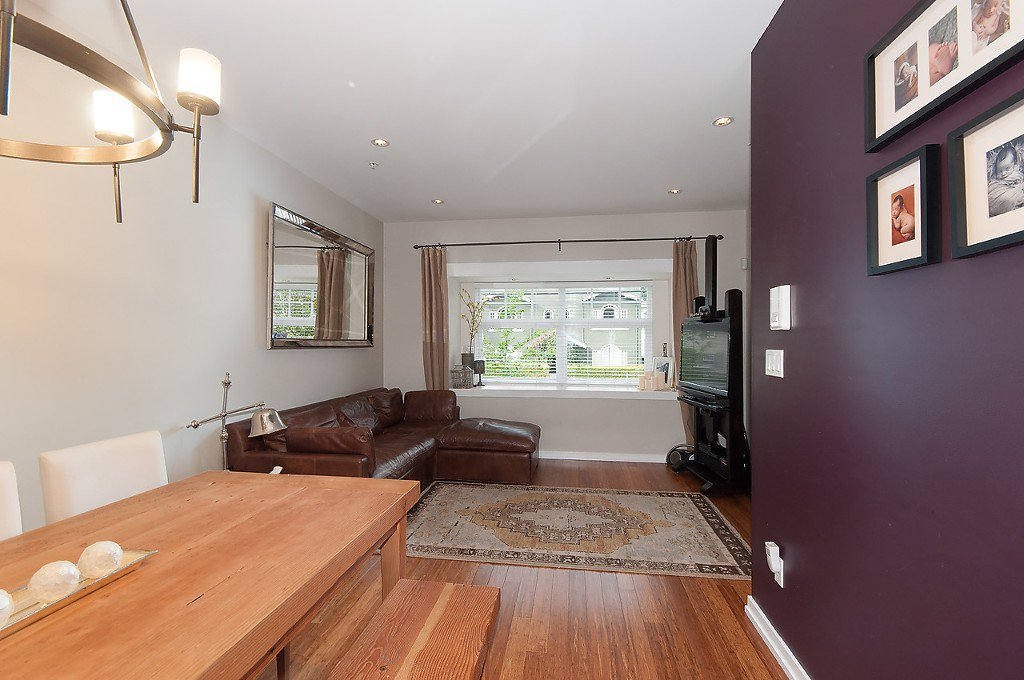 "Photo 6: Photos: 958 W 15TH Avenue in Vancouver: Fairview VW Townhouse for sale in ""THE CLASSIX"" (Vancouver West)  : MLS®# R2063040"