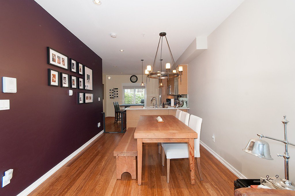 "Photo 8: Photos: 958 W 15TH Avenue in Vancouver: Fairview VW Townhouse for sale in ""THE CLASSIX"" (Vancouver West)  : MLS®# R2063040"