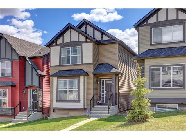 Main Photo: 45 SAGE BANK Grove NW in Calgary: Sage Hill House for sale : MLS®# C4069794
