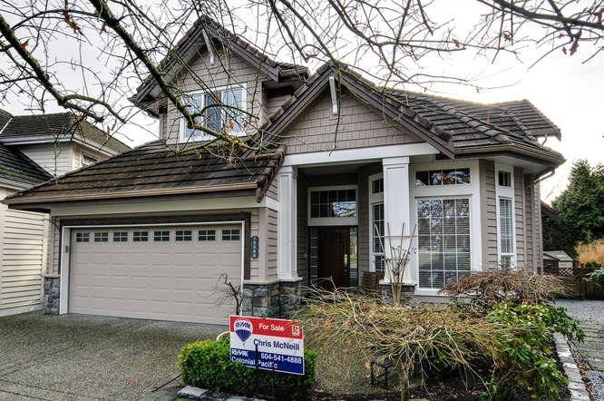 "Main Photo: 15588 33 Avenue in Surrey: Morgan Creek House for sale in ""Rosemary Heights"" (South Surrey White Rock)  : MLS®# R2132554"