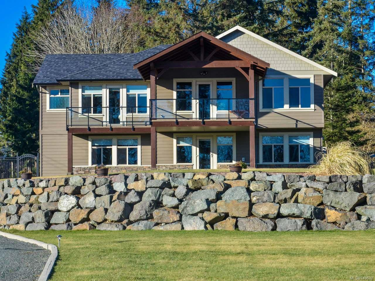 Main Photo: 3900 S Island Hwy in CAMPBELL RIVER: CR Campbell River South House for sale (Campbell River)  : MLS®# 749532