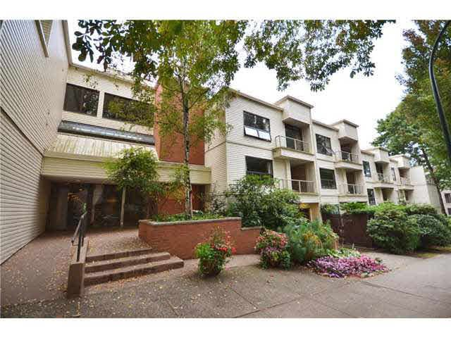 Main Photo: 402 1350 COMOX STREET in : West End VW Condo for sale : MLS®# V973511