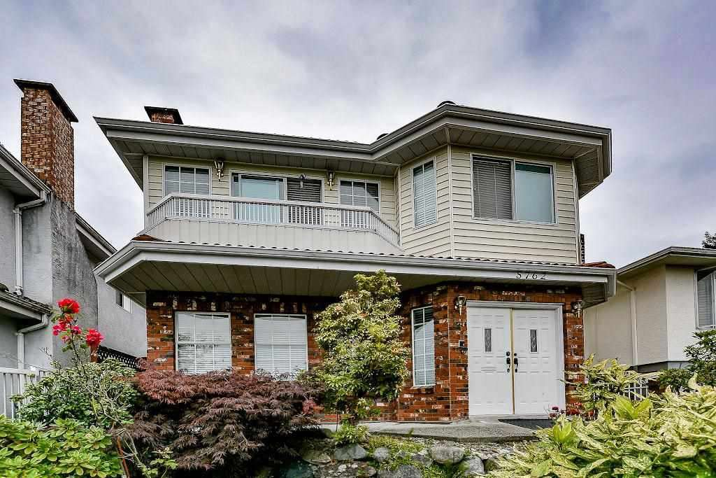 Main Photo: 5762 DUMFRIES Street in Vancouver: Knight House for sale (Vancouver East)  : MLS®# R2143207
