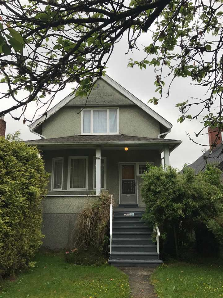Main Photo: 1317 E 18TH Avenue in Vancouver: Knight House for sale (Vancouver East)  : MLS®# R2225380