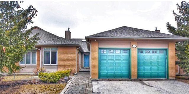 Main Photo: 12 Augusta  Drive Way in Markham: Greensborough Condo for sale : MLS®# N4162686
