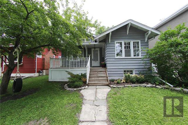 Main Photo: 254 Waterloo Street in Winnipeg: Residential for sale (1C)  : MLS®# 1819777