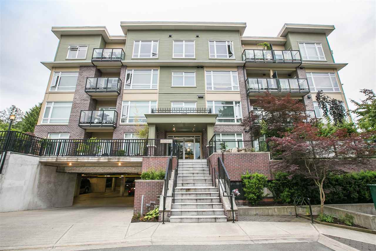 Main Photo: 203 11566 224 Street in Maple Ridge: East Central Condo for sale : MLS®# R2325069