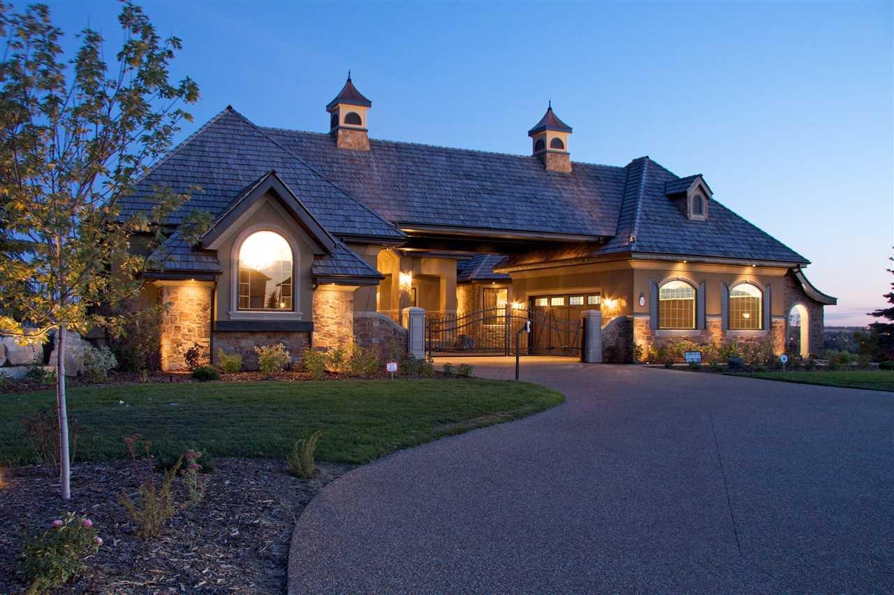 Main Photo: 53 Riverridge Road: Rural Sturgeon County House for sale : MLS®# E4149297