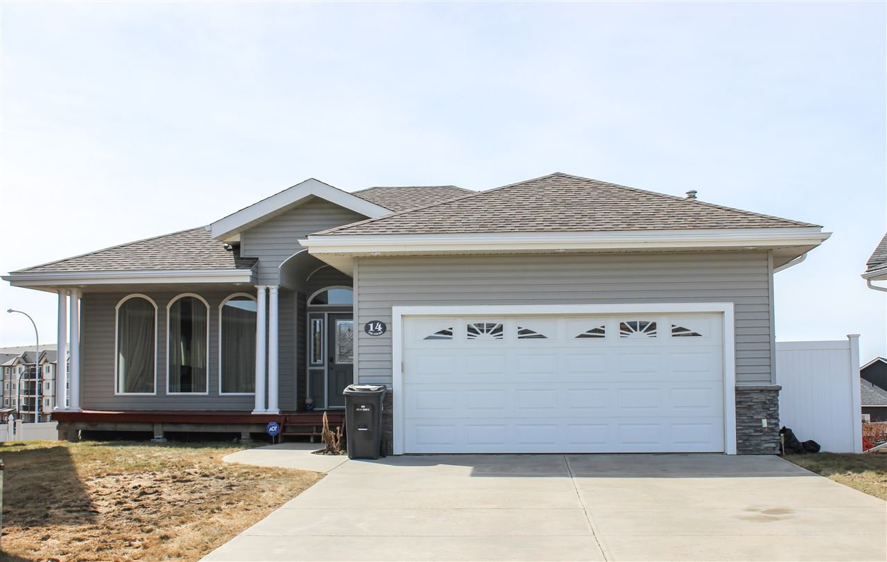 Main Photo: 14 Fir Court: Cold Lake House for sale : MLS®# E4151821