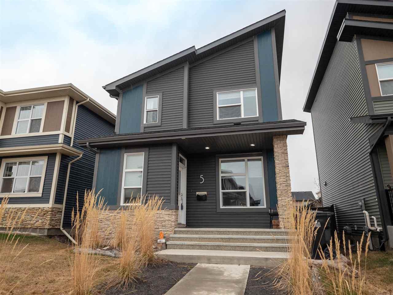 Main Photo: 5 KENSINGTON Close: Spruce Grove House for sale : MLS®# E4152916