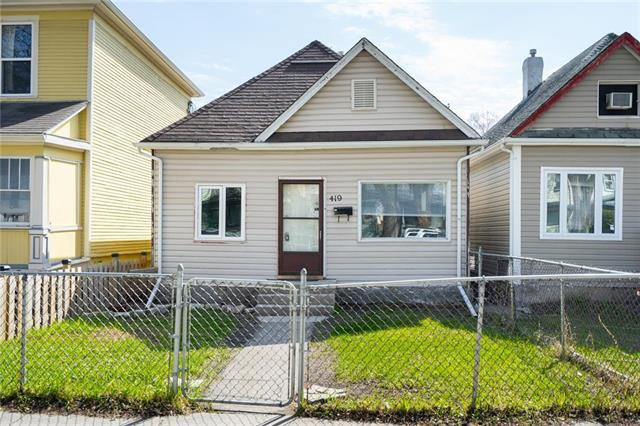 Main Photo: 419 Home Street in Winnipeg: Residential for sale (5A)  : MLS®# 1912028