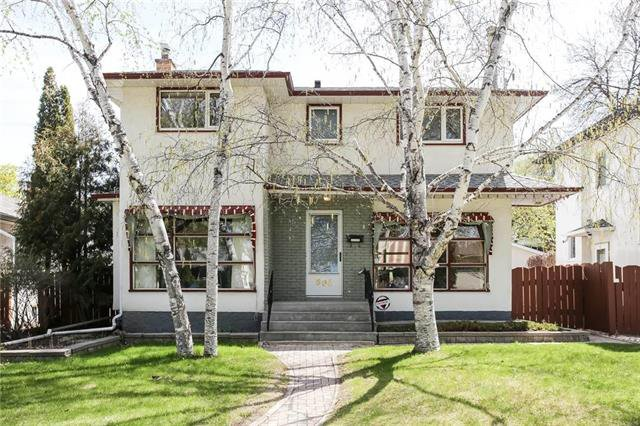Main Photo: 804 Borebank Street in Winnipeg: River Heights Residential for sale (1D)  : MLS®# 1913224