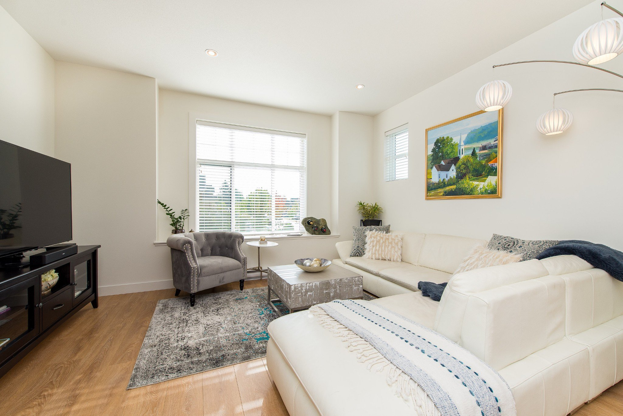 "Photo 17: Photos: 1 27735 ROUNDHOUSE Drive in Abbotsford: Aberdeen Townhouse for sale in ""ROUNDHOUSE"" : MLS®# R2398664"