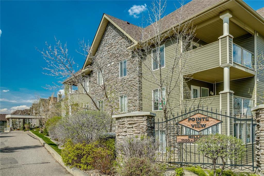 Main Photo: Calgary Real Estate - Millrise Condo Sold By Calgary Realtor Steven Hill or Sotheby's International Realty Canada Calgary