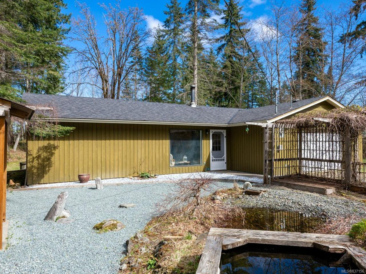 Main Photo: 3412 LODGE DRIVE in BLACK CREEK: CV Merville Black Creek House for sale (Comox Valley)  : MLS®# 837156