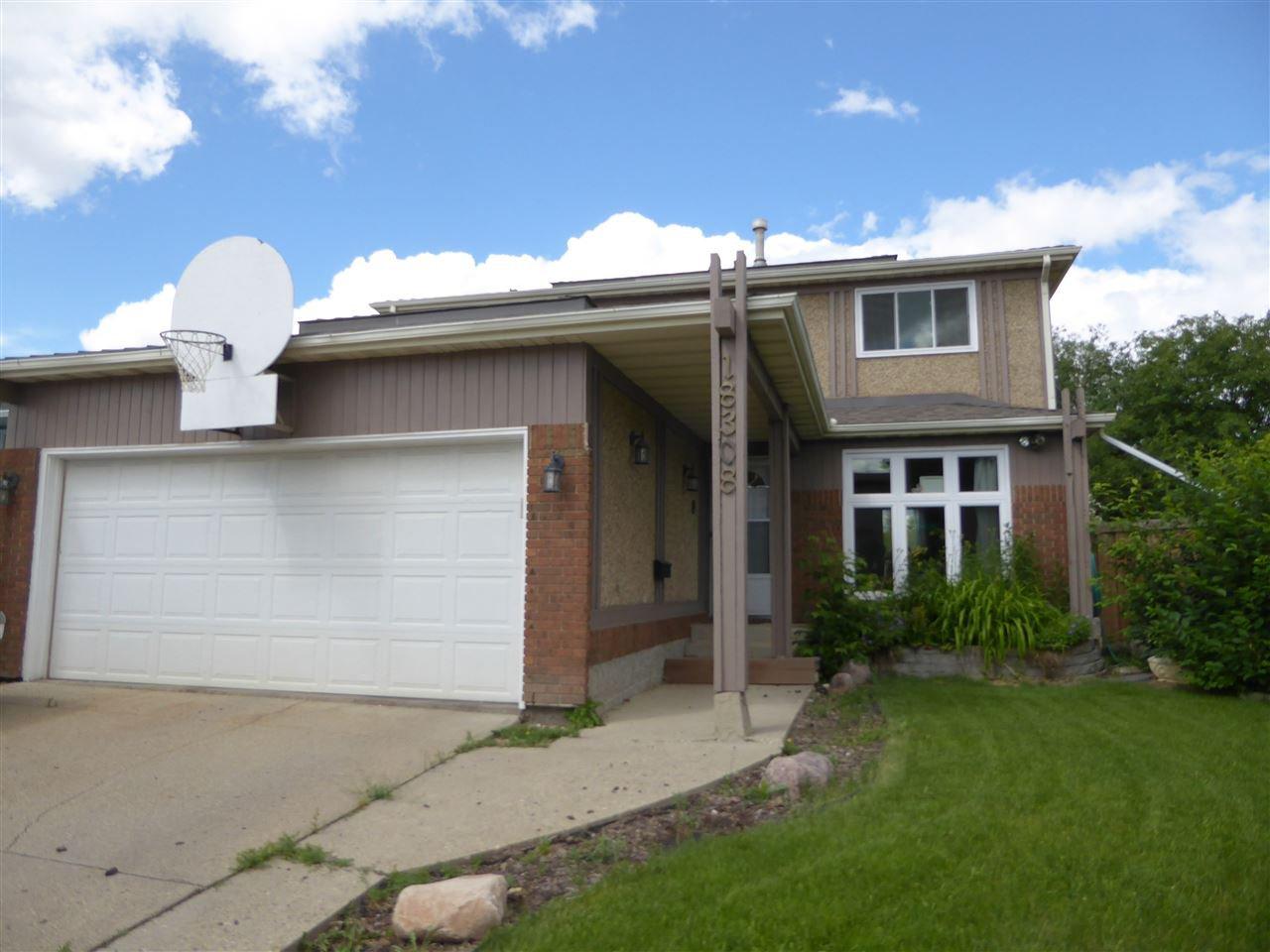 Main Photo: 18308 78 Avenue in Edmonton: Zone 20 House for sale : MLS®# E4204149