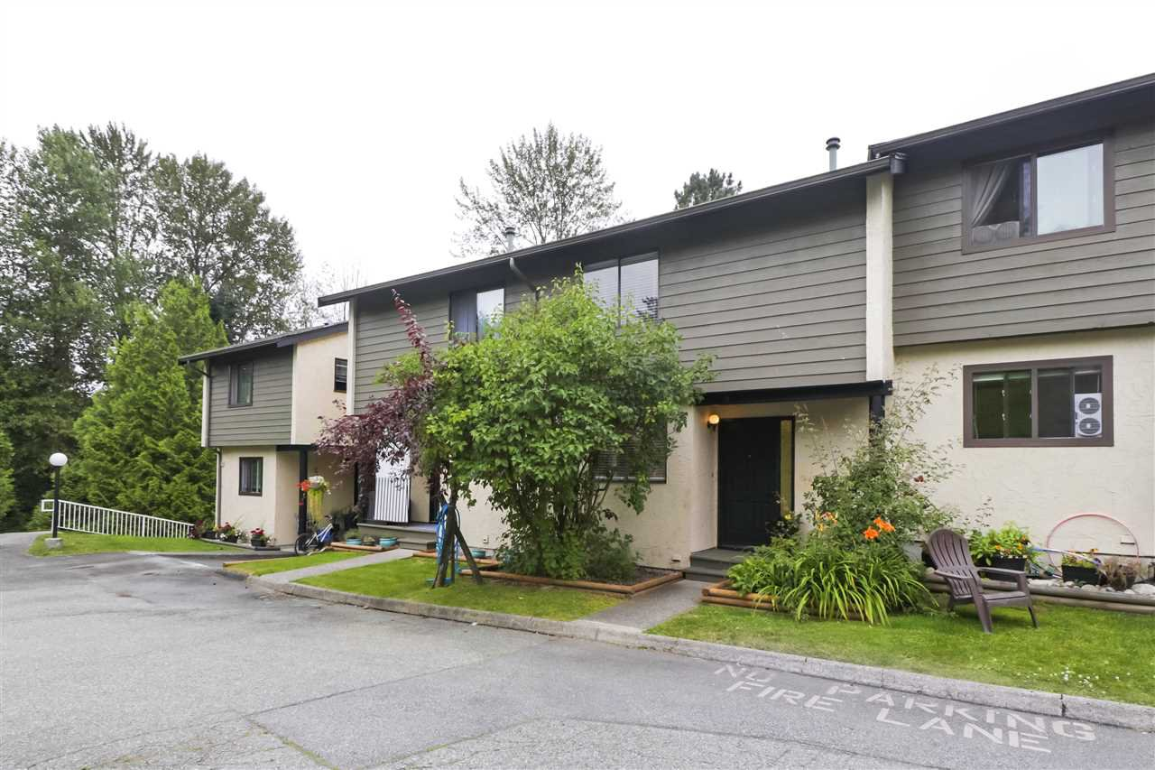 "Main Photo: 9 2880 DACRE Avenue in Coquitlam: Ranch Park Townhouse for sale in ""PARKWOOD"" : MLS®# R2479685"