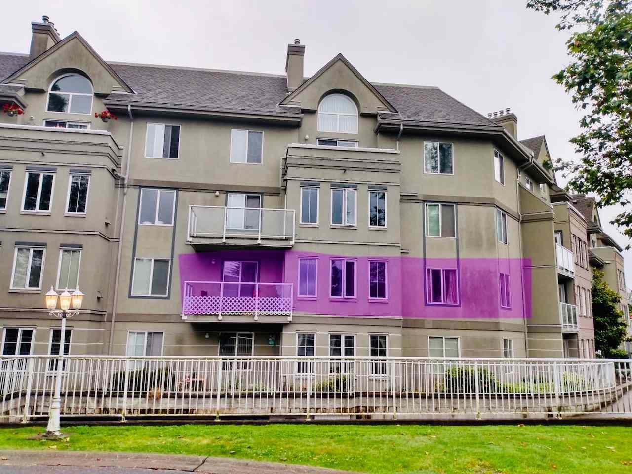 Main Photo: 202 12125 75A Avenue in Surrey: West Newton Condo for sale : MLS®# R2495584