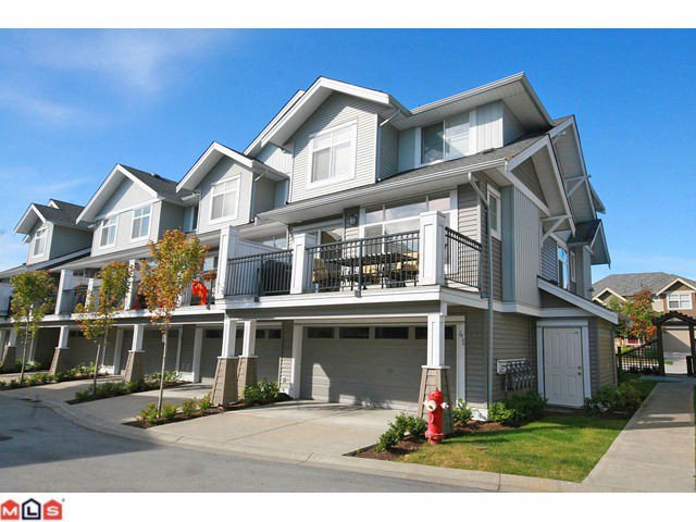 """Main Photo: 41 19330 69TH Avenue in Surrey: Clayton Townhouse for sale in """"Montebello"""" (Cloverdale)  : MLS®# F1123508"""