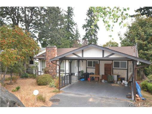 Main Photo: 456 Sue Mar in Victoria: Co Wishart South Single Family Detached for sale (Colwood)  : MLS®# 315368
