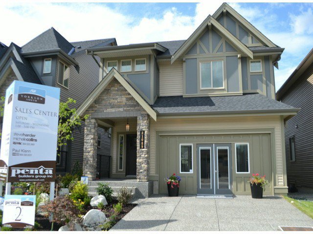 """Main Photo: 21055 78A Avenue in Langley: Willoughby Heights House for sale in """"YORKSON SOUTH"""" : MLS®# F1324119"""